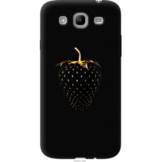Чехол на Samsung Galaxy Mega 5.8 I9150 Черная клубника (3585u-309)