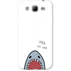 Чехол на Samsung Galaxy Mega 5.8 I9150 Акула (4870u-309)