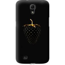 Чехол на Samsung Galaxy Mega 6.3 i9200 Черная клубника (3585u-167)