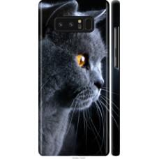 Чехол на Samsung Galaxy Note 8 Красивый кот (3038c-1020)