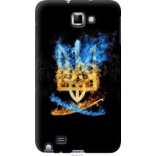 Чехол на Samsung Galaxy Note i9220 Герб (1635u-316)