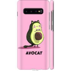Чехол на Samsung Galaxy S10 Plus Avocat (4270c-1649)
