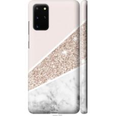 Чехол на Galaxy S20 Plus Пастельный мрамор (4342c-1822)
