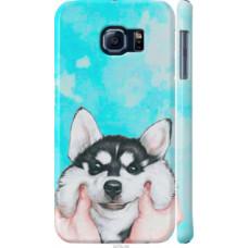Чехол на Samsung Galaxy S6 G920 Улыбнись (4276c-80)