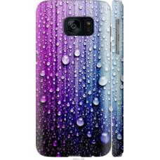 Чехол на Samsung Galaxy S7 G930F Капли воды (3351c-106)