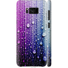 Чехол на Samsung Galaxy S8 Капли воды (3351c-829)