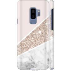 Чехол на Samsung Galaxy S9 Plus Пастельный мрамор (4342c-1365)