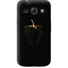 Чехол на Samsung Galaxy Core Plus G3500 Черная клубника (3585u-359)