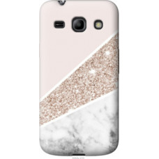 Чехол на Samsung Galaxy Core Plus G3500 Пастельный мрамор (4342u-359)