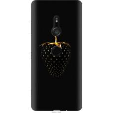 Чехол на Sony Xperia XZ3 H9436 Черная клубника (3585u-1540)