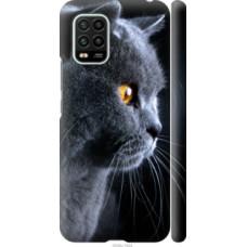 Чехол на Xiaomi Mi 10 Lite Красивый кот (3038c-1924)