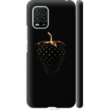Чехол на Xiaomi Mi 10 Lite Черная клубника (3585c-1924)