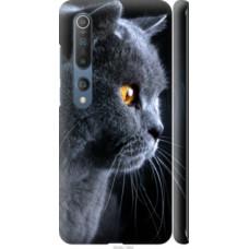 Чехол на Xiaomi Mi 10 Pro Красивый кот (3038c-1870)
