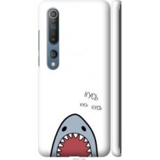 Чехол на Xiaomi Mi 10 Pro Акула (4870c-1870)