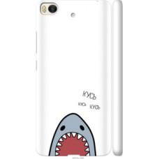 Чехол на Xiaomi Mi 5s Акула (4870c-395)
