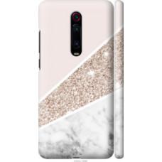 Чехол на Xiaomi Redmi K20 Pro Пастельный мрамор (4342c-1816)