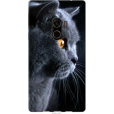 Чехол на Xiaomi Mi MiX 2 Красивый кот (3038u-1067)
