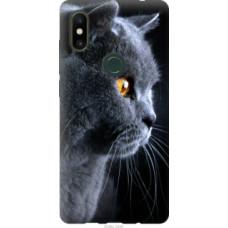 Чехол на Xiaomi Mi Mix 2s Красивый кот (3038u-1438)