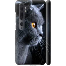 Чехол на Xiaomi Mi Note 10 Красивый кот (3038c-1820)