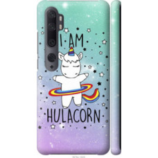 Чехол на Xiaomi Mi Note 10 I'm hulacorn (3976c-1820)