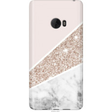 Чехол на Xiaomi Mi Note 2 Пастельный мрамор (4342u-422)