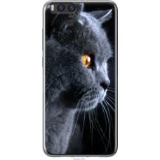 Чехол на Xiaomi Mi Note 3 Красивый кот (3038u-978)