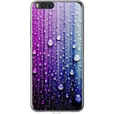 Чехол на Xiaomi Mi Note 3 Капли воды (3351u-978)