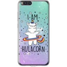 Чехол на Xiaomi Mi Note 3 I'm hulacorn (3976u-978)