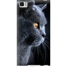 Чехол на Xiaomi Mi3 Красивый кот (3038u-170)