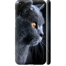Чехол на Xiaomi Mi5c Красивый кот (3038c-820)