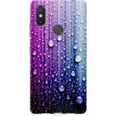 Чехол на Xiaomi Mi8 SE Капли воды (3351u-1504)