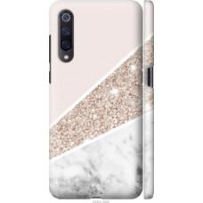 Чехол на Xiaomi Mi9 Пастельный мрамор (4342c-1648)