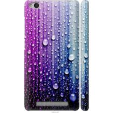 Чехол на Xiaomi Redmi 3 Капли воды (3351c-97)