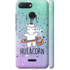 Чехол на Xiaomi Redmi 6 I'm hulacorn (3976c-1521)