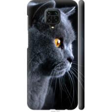 Чехол на Redmi Note 9S Красивый кот (3038c-2029)